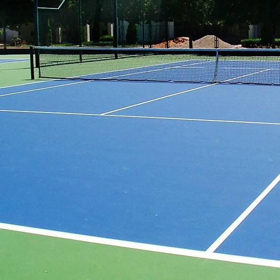 丙烯酸網球場施工